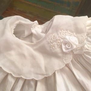 b06cc9428 Vintage Dresses | Peaches N Cream Baby Dress 69 Months | Poshmark